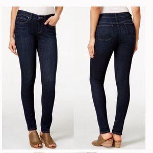Eileen Fisher Organic Slim Leg Ankle Jean sz10 EUC